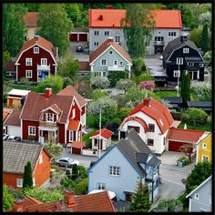 Lovely city, Örebro, Sweden - I miss my family who live here.