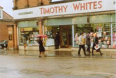 Timothy Whites disappeared in the Childhood Images, 1970s Childhood, Childhood Memories, Gone Days, Where Did It Go, London History, Those Were The Days, Teenage Years, Old Pictures