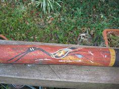Design on small didgeridu