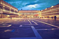 Piazza San Marco/St. Mark's Square