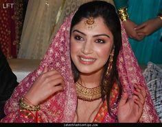 nice Bridal makeup delhi