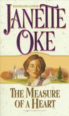 The Measure of a Heart (Women of the West #6) by Janette Oke http://www.amazon.com/dp/0764221000/ref=cm_sw_r_pi_dp_AyvQtb19PQQX09FT