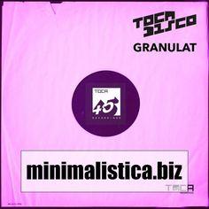 Tocadisco - Granulat - http://minimalistica.biz/tocadisco-granulat/