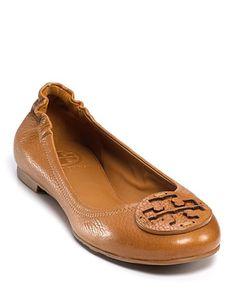 8a1a04471e91 Tory Burch Flats - Reva Ballet Shoes - Flats - Bloomingdale s