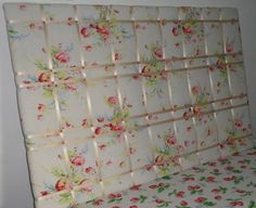 Example 10 - Cath Kidston Faded Flowers Wedding Seating / Table Plan