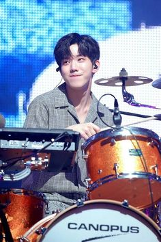 Day6 Dowoon, Kim Wonpil, Young K, Korean Celebrities, Boy Bands, Drums, Wattpad, My Love, Day 6 Kpop