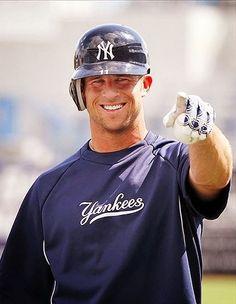 Brett Gardner... That smile!!!...marry me????