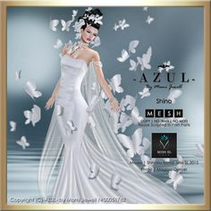 -AZUL- Shino (c)-AZUL-byMamiJewell
