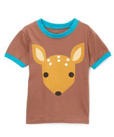 Another great find on #zulily! Woodland Fawn Shirt - Infant & Toddler #zulilyfinds