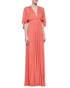 Jersey Maxi Caftan Dress, Women\'s by Rachel Pally at Neiman Marcus.