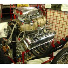 'Big Daddy' Don Garlits' Chrysler Hemi - Museum of American Speed