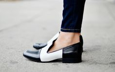 wish I could track these down as I much prefer loafers (on my feet) to oxfords
