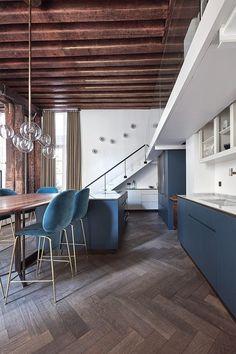 The best blue interiors to inspire calm from Vogue Living - Vogue Australia