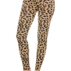 Cheetah Leggings (13 CAD) ❤ liked on Polyvore featuring pants, leggings, capris, grey, women's clothing, cheetah print leggings, grey leggings, grey capri leggings, capri leggings and gray leggings