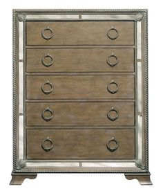 Pulaski Furniture Karissa Drawer Chest - Carolina Discount Gallery