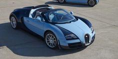 Bugatti Veyron Jean-Pierre Wimille. Les Legends