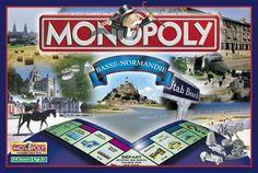 Monopoly édition Basse Normandie