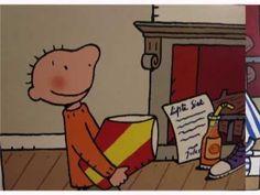 prenten: de mijter van jules - New Ideas Saint Nicholas, Winter Wonder, Bedtime Stories, Childrens Books, Art For Kids, Bunny, Youtube, Snoopy, Drawings