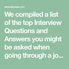 interview questions team leader