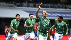 El Tri eludió la altitud de la capital mexicana para vencer 2-0 a Costa Rica; Chicharito se encargó de poner el compás a la fiesta; el delantero por fin pudo ...