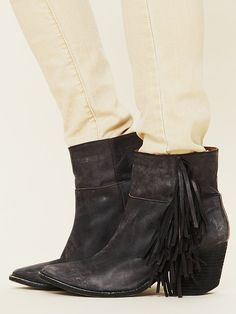 Free People Sawyer Ankle Boot, $248.00
