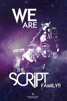 The Script Family!
