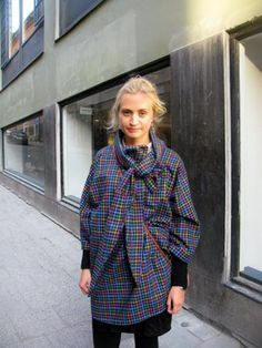 structure, proportion, and the coolest plaid