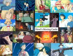 Howl's+Moving+Castle+collage+by+JackieStarSister.deviantart.com+on+@DeviantArt
