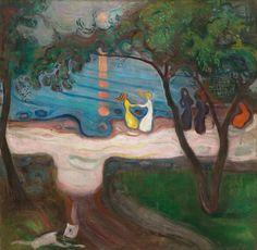 Munch es más que El Grito: nueve cuadros para entender su exposición en el Thyssen (FOTOS)