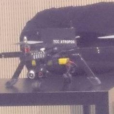 #drone #trrp #arduino #zaragoza #charla #exposición #tecnologia #technology by odika1