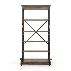 Four Hands - Braxton Single Bookcase - CIRD-22C8-C2