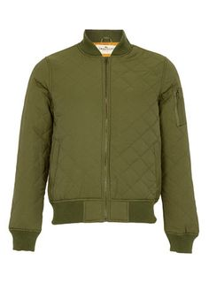 BELLFIELD GUILE B QUILTED JACKET*