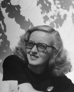 """Bette Davis """