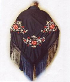 Shawls (small). Ref. 7002 - FlamencoExport