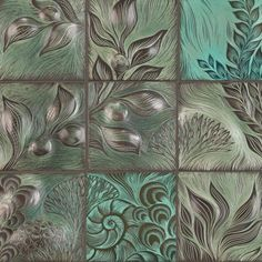 Natalie Blake's handmade ceramic tiles, murals and vessels. A selection of her work is here. See Blogroll for a link.   Decanted