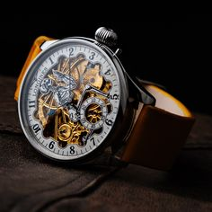 Discover recipes, home ideas, style inspiration and other ideas to try. Skeleton Pocket Watch, Mens Skeleton Watch, Skeleton Watches, Luxury Watch Brands, Luxury Watches For Men, Longines Watch Men, Watch Drawing, Vintage Man, Watch Tattoos