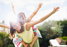 25 Things That Will Keep You Young;  have fun.  children are 100% of our future.