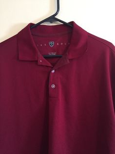 Nike Golf Dri-FIT Golf Polo moisture wicking shirt casual business #NikeGolf #PoloRugby