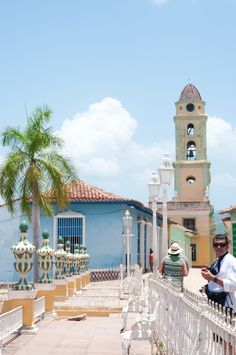 Seriously colonial in Trinidad, Cuba. If you want to visit Cuba - Places Around The World, Oh The Places You'll Go, Places To Travel, Places To Visit, Around The Worlds, Lonely Planet, Trinidad Y Tobago, Trinidad Island, Going To Cuba