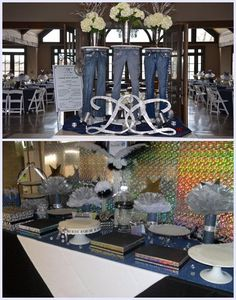 Denim and Diamond Party Ideas