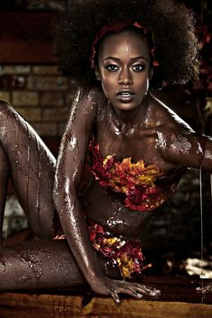 ANTM Cycle 18 episode 5 photo of Annaliese.
