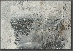 title unknown ~ mixed media ~ by anselm Kkiefer