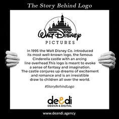 The Walt Disney logo story.  Know the story and meaning behind the world famous logos. #storybehindthelogo #disney #story #logo #design #graphicdesign #art #company #graphicdesigner #advertising #marketing #branding #brand #graphic #product #brandidentity #logodesigner #storybehindlogo #ads #designer #illustrator #artist #marketingagency #digital #digitalmarketing #agency #enterpreneur #marketinggenius #logomaker #storytelling