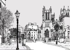 Bristol Cathedral | Flickr - Photo Sharing!