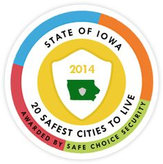 25 Safest Cities in Iowa: Safest Places to Live in IA