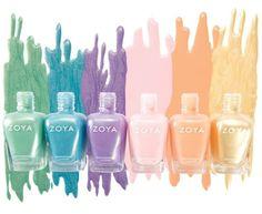 Mecapp: Zoya Awaken Collection e Monet topper, la primaver...