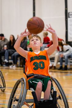 https://flic.kr/p/21fsF4h | Jr. Pacers Wheelchair Basketball Home Tournament @ Mary Free Bed YMCA - Nov 4, 2017