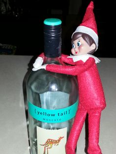 Long day for the Elf