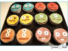 Monster Muffins «  Visualtaste