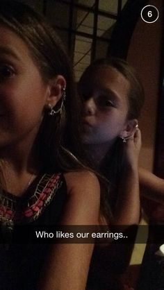 mackenzie and brooke k got their cartilage pierced together Mackenzie Ziegler, Maddie Ziegler, Mack Z, Dance Moms, Funny Quotes, Dancers, Celebrities, Snapchat, Board